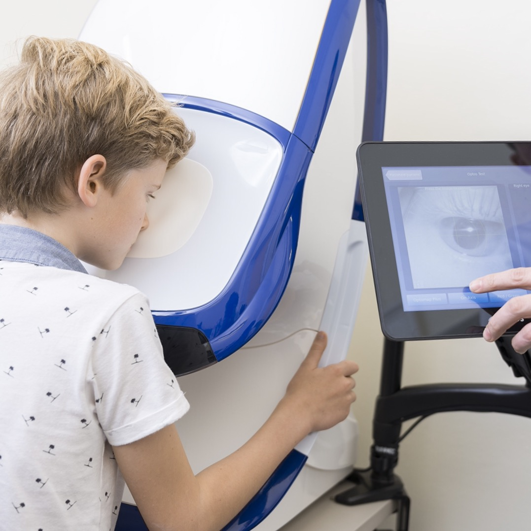 Reassurance regarding children's eye examination following case in Ipswich