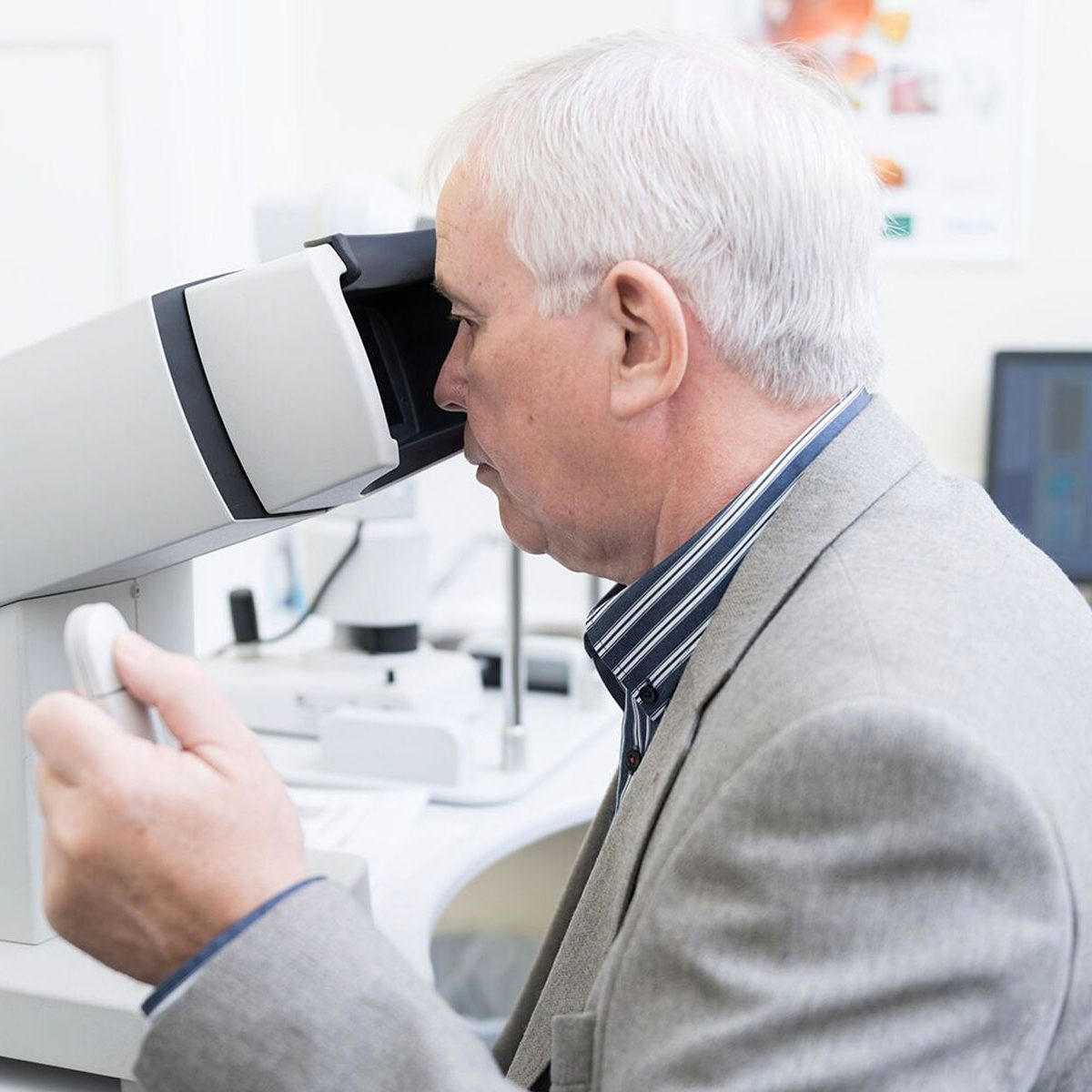 How to ensure glaucoma is detected early
