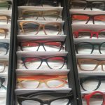 Feb31st array of frames in bright colour