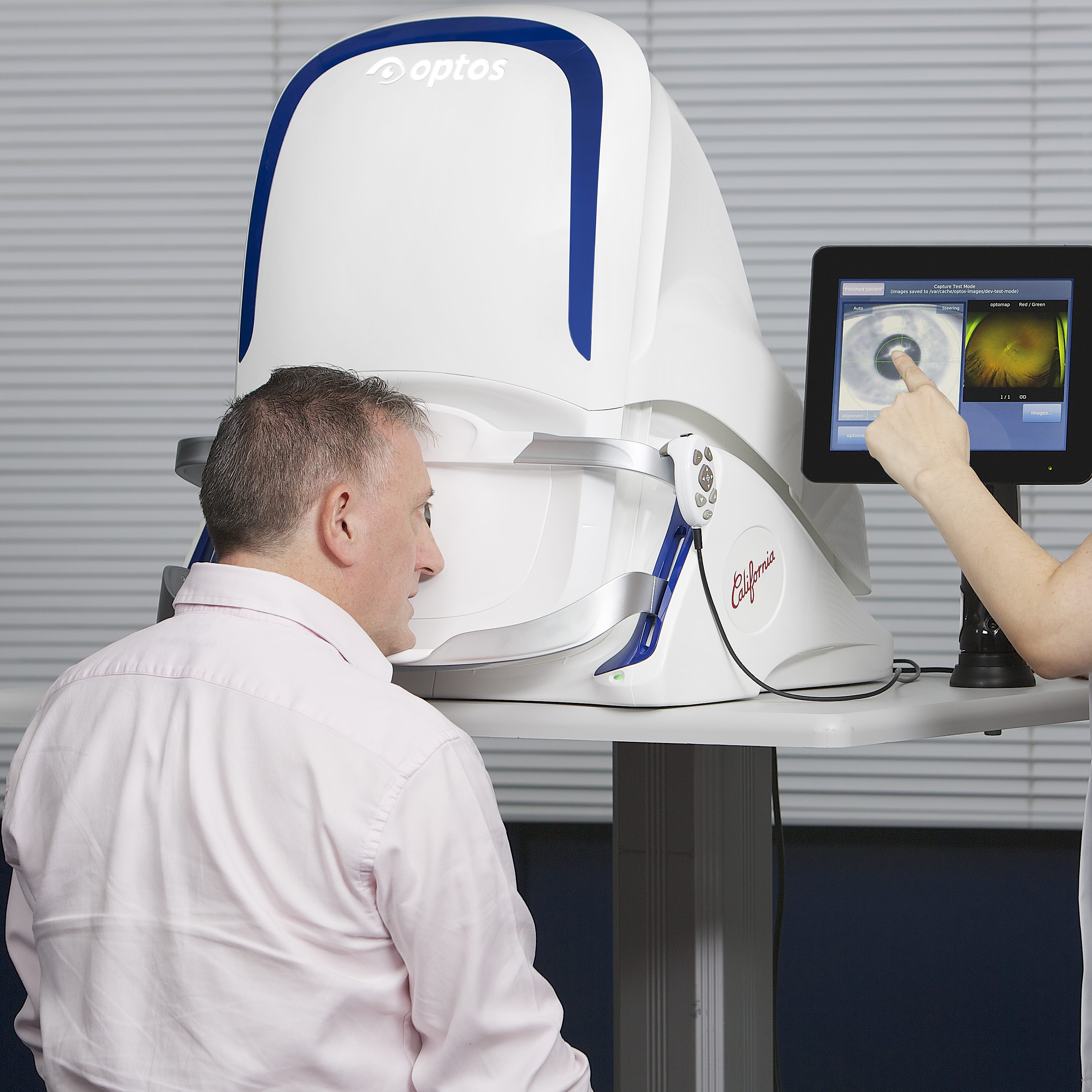 Cameron Optometry first practice to welcome most advanced scanner available worldwide