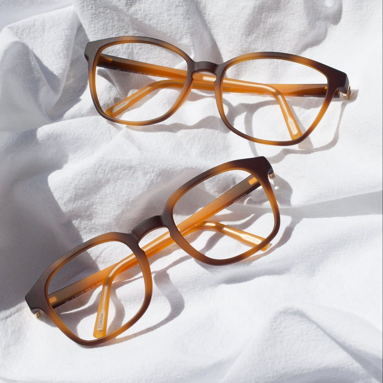 Welcome to our latest sustainable eyewear brand, Neubau
